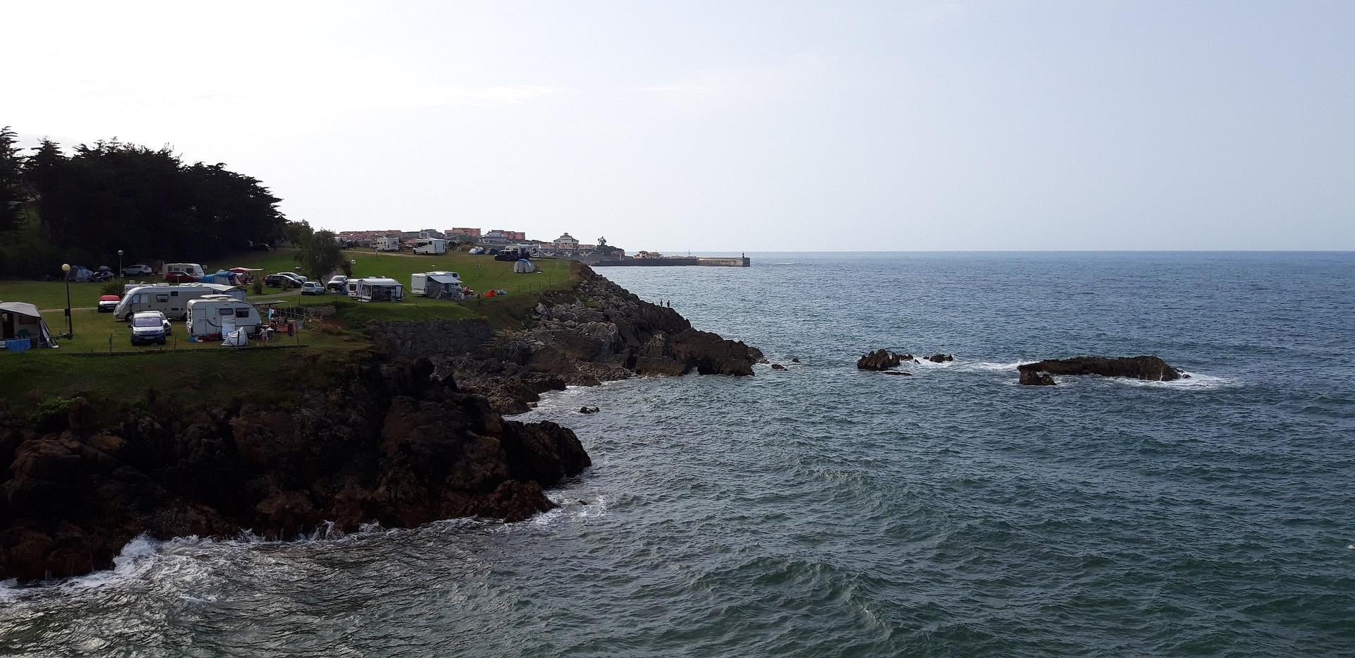 Playa de Comillas, Cantabria