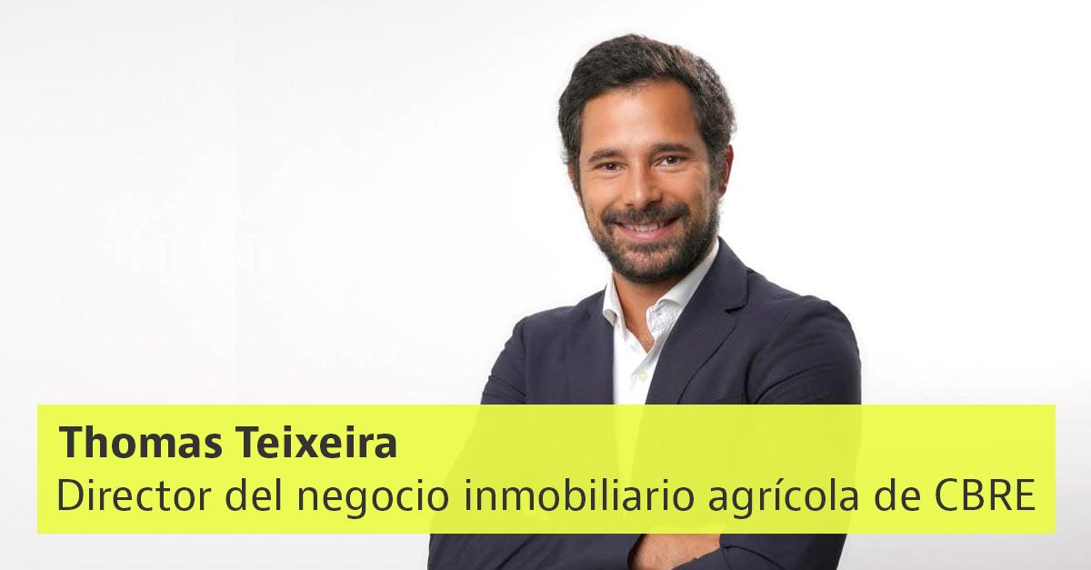 Thomas Teixeira (CBRE) / CBRE