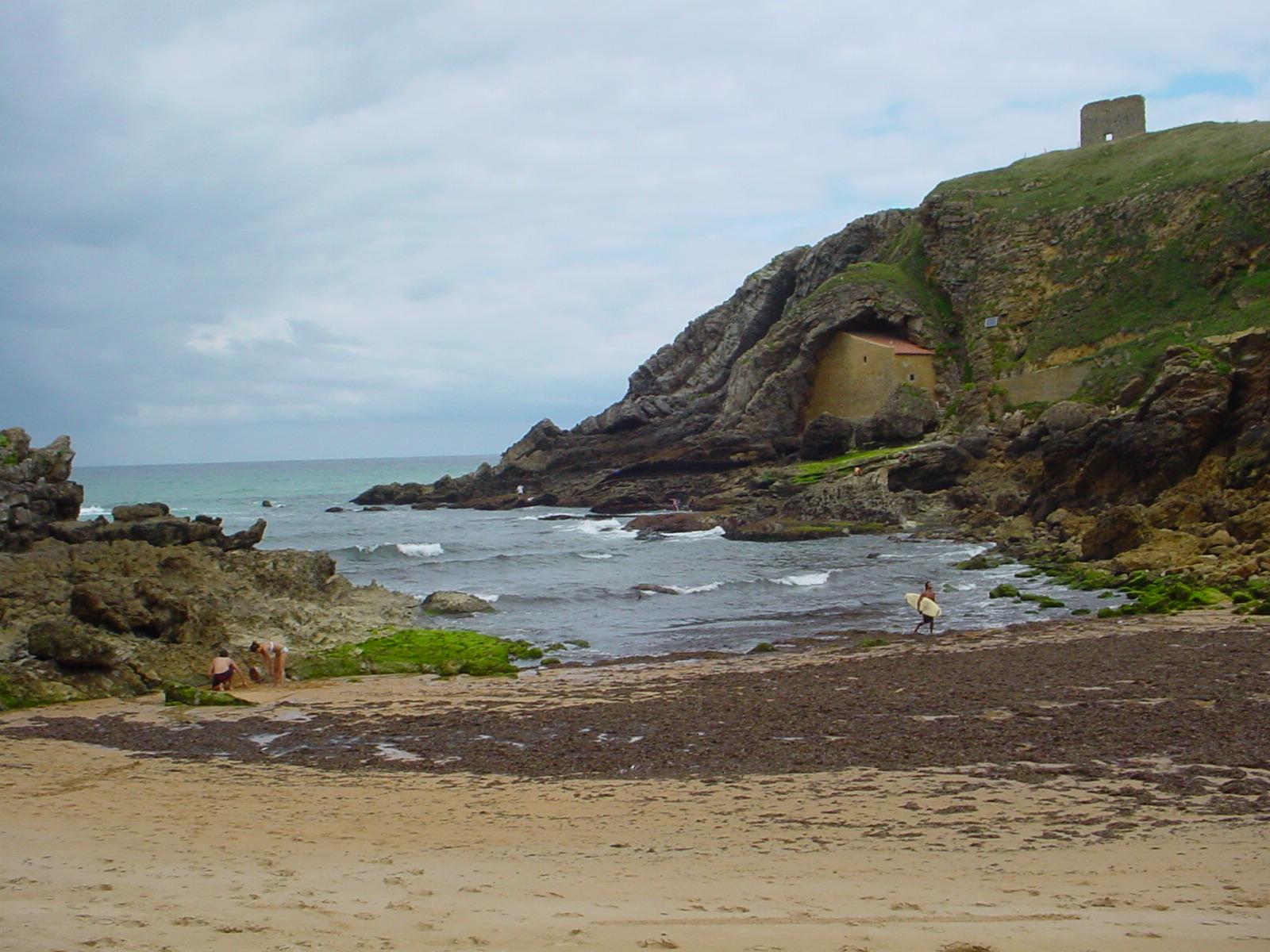 Playa de Santillana del Mar, Cantabria