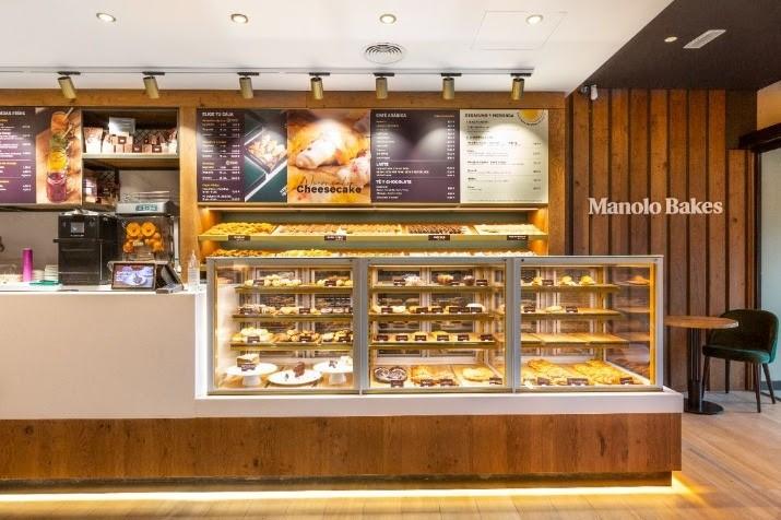 Cafetería de Manolo Bakes
