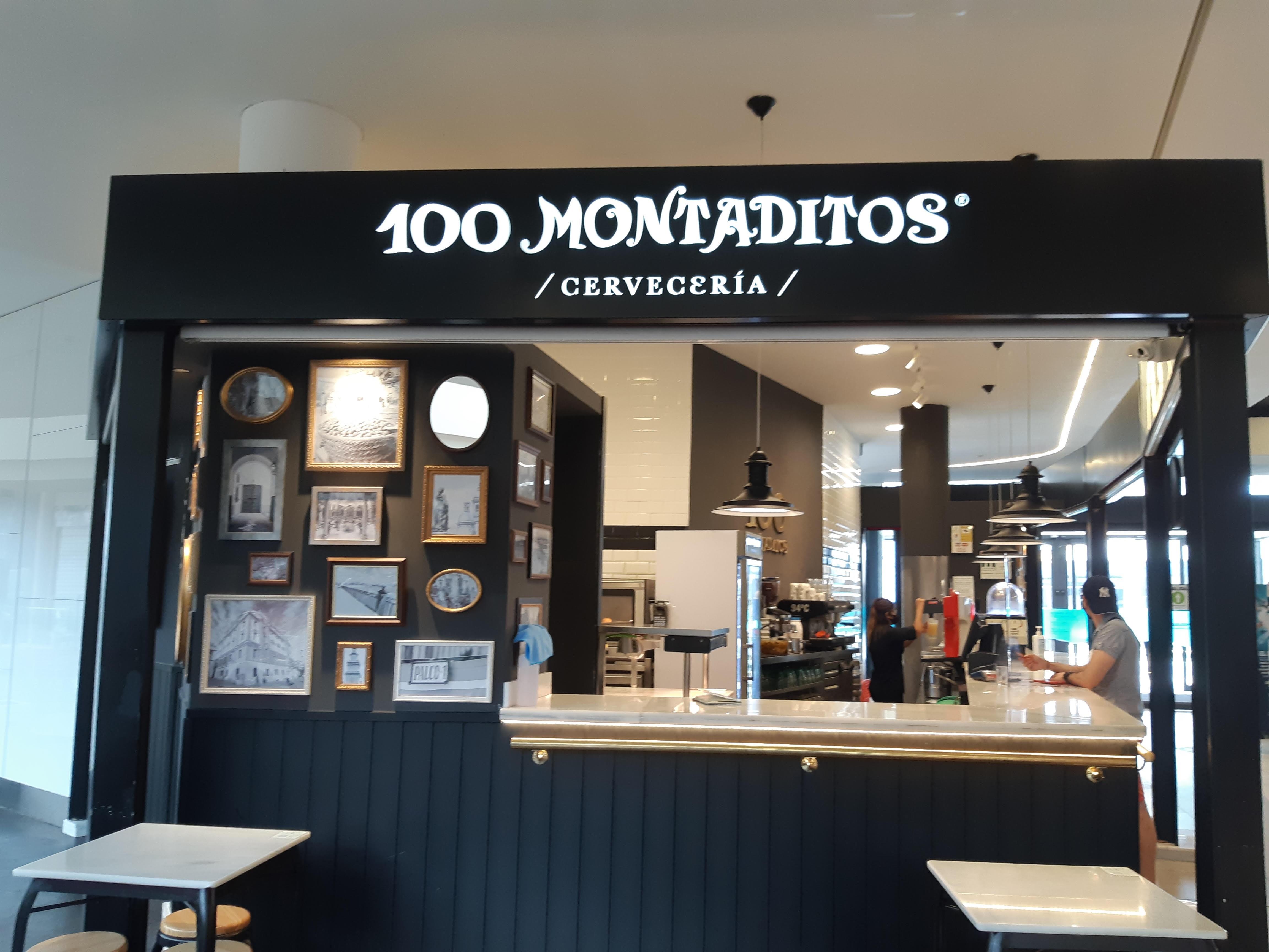 Restaurante 100 Montaditos