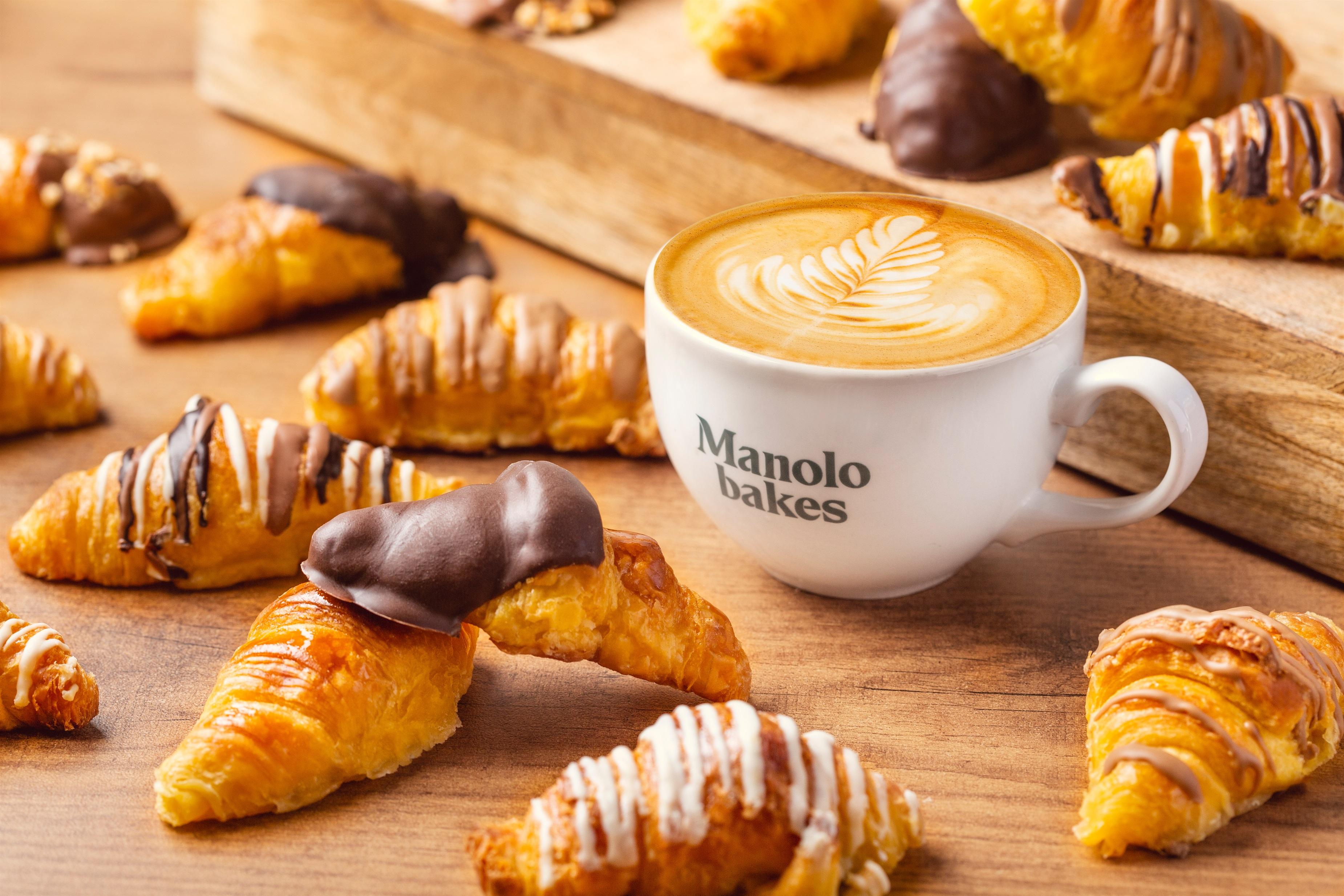 Manolitos y café de Manolo Bakes