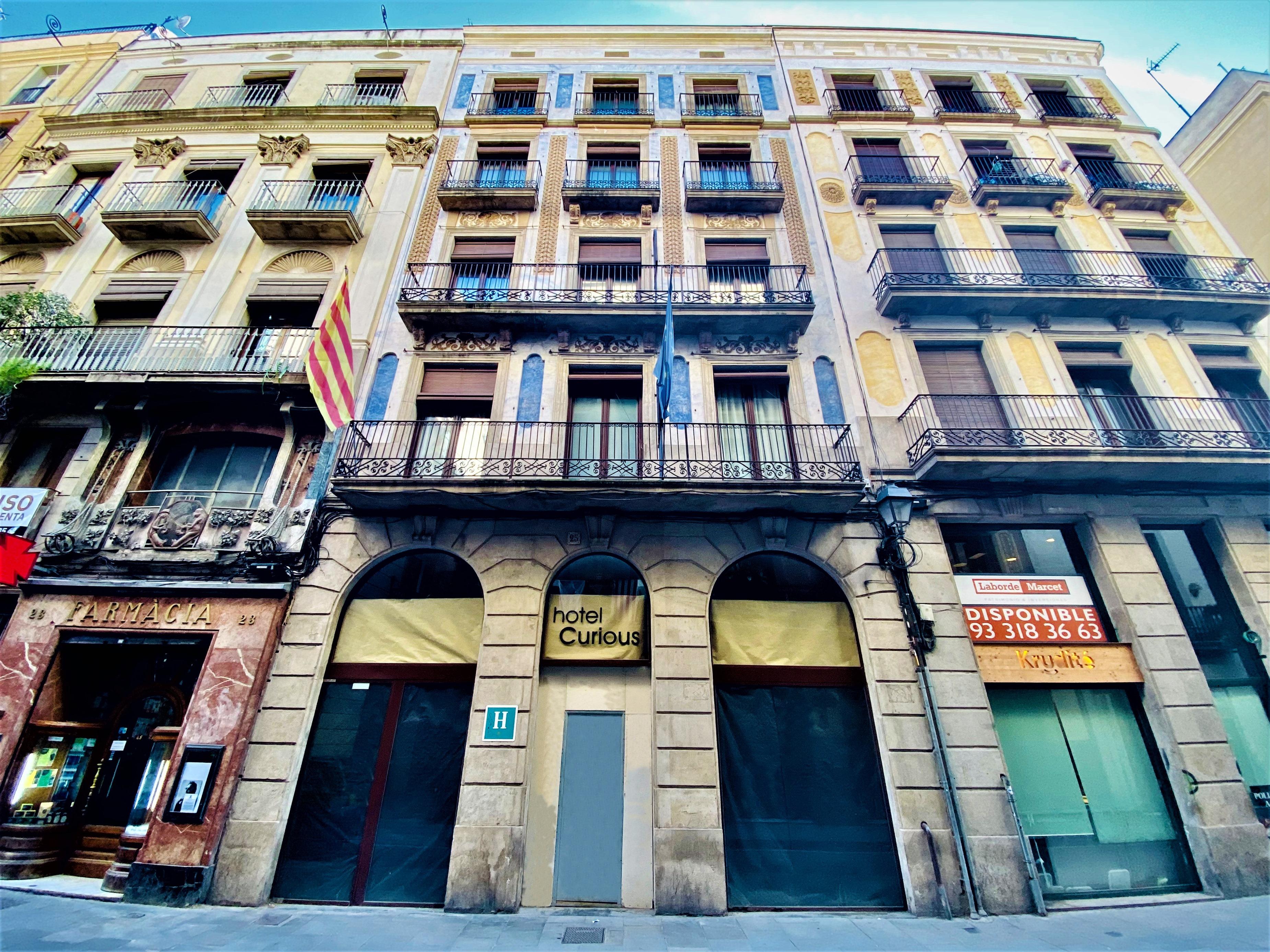 Archivo - Los hoteles son uno de los productos inmobiliarios más cotizado tras la pandemia.