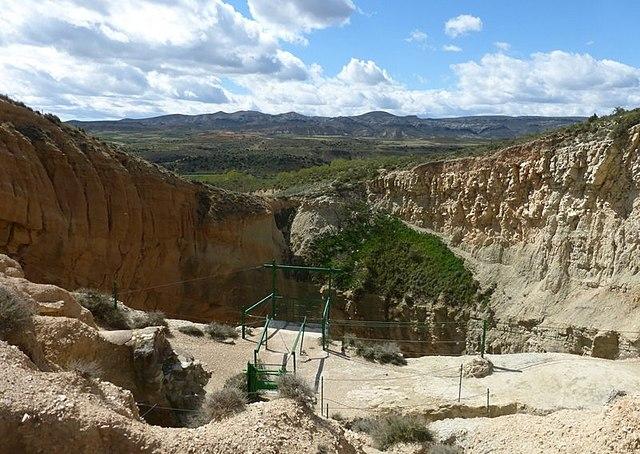 Sima de San Pedro / Wikimedia commons