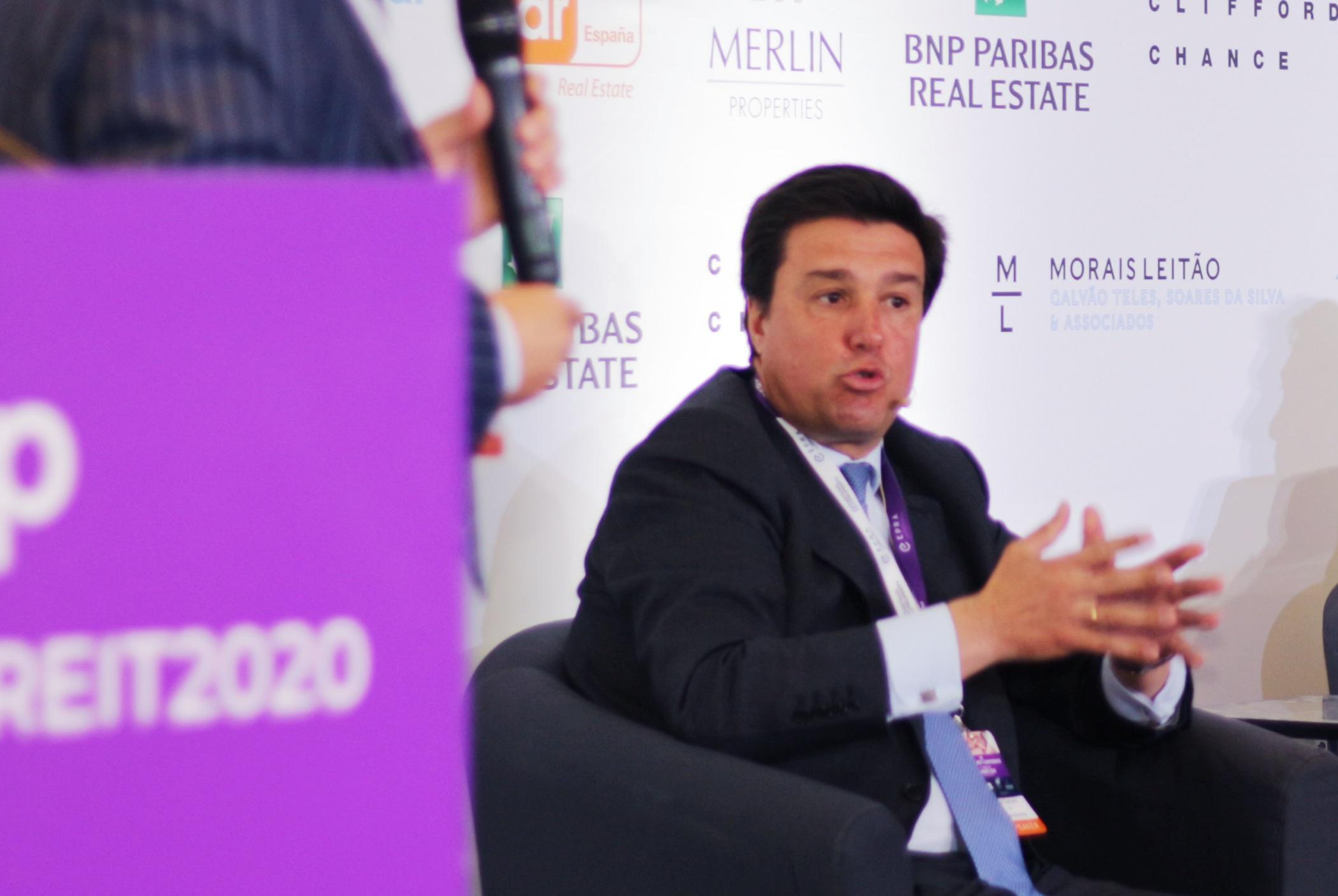 Ismael Clemente, CEO de Merlin Properties / Marildo Montenegro|Iberian Property