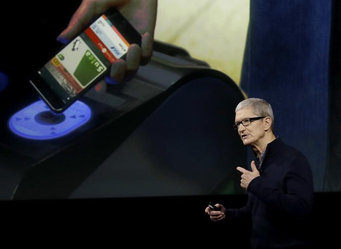 Tim Cook, CEO de Apple / Gtres