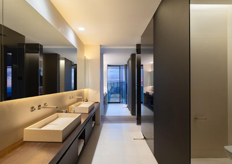 Un spa privado