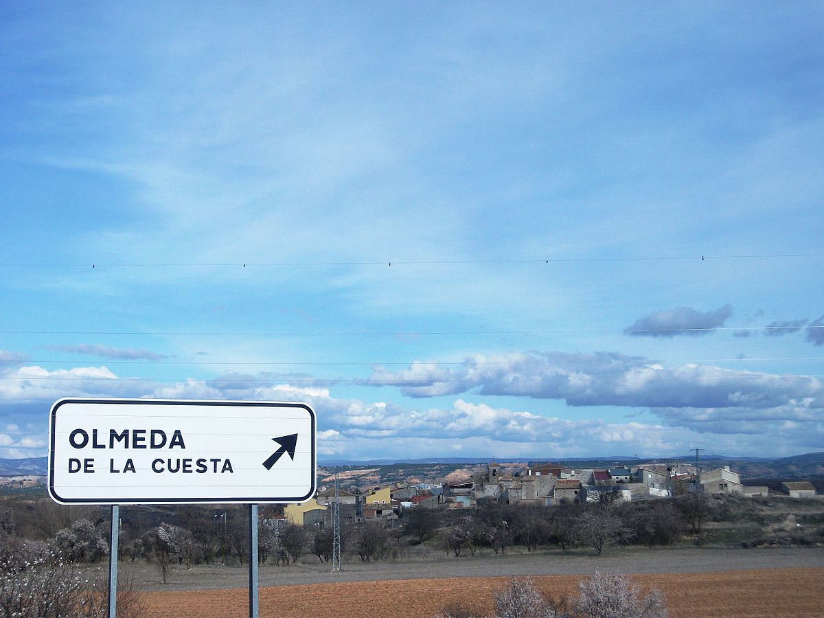Olmeda de la Cuesta (Cuenca)