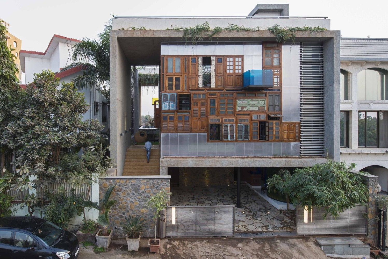 La vivienda está en La India