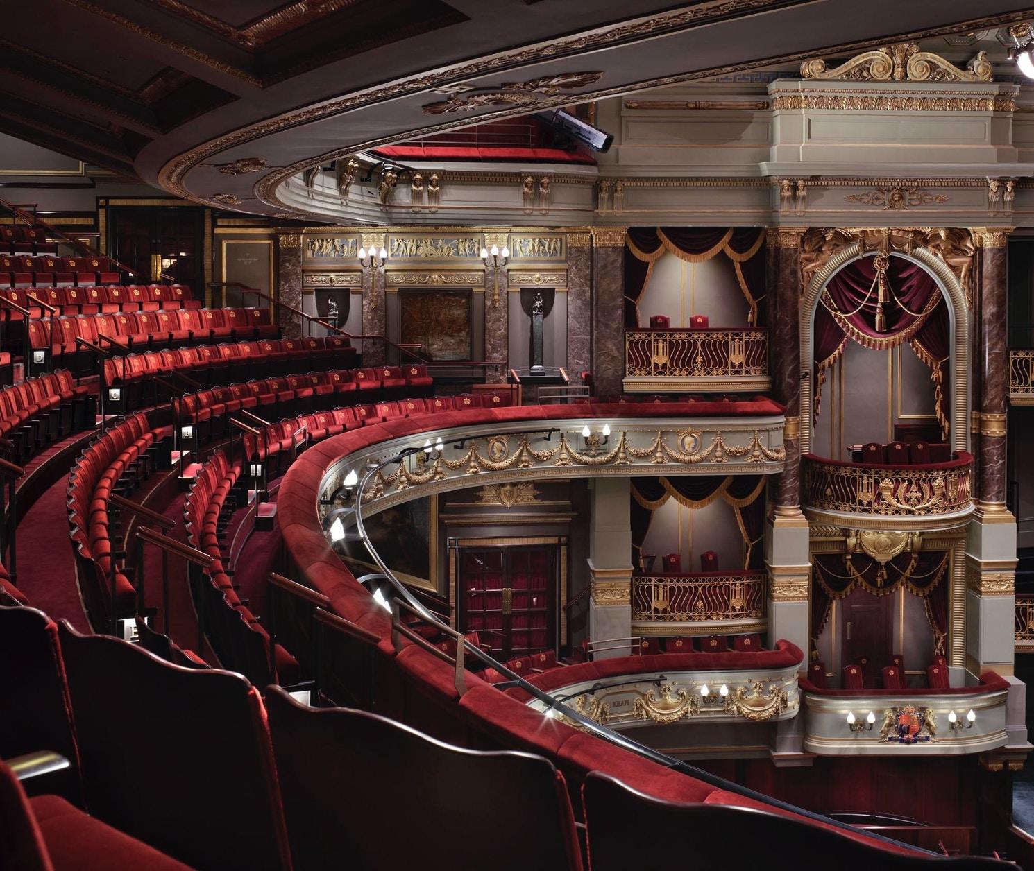 Es el famoso Theatre Royal Drury Lane