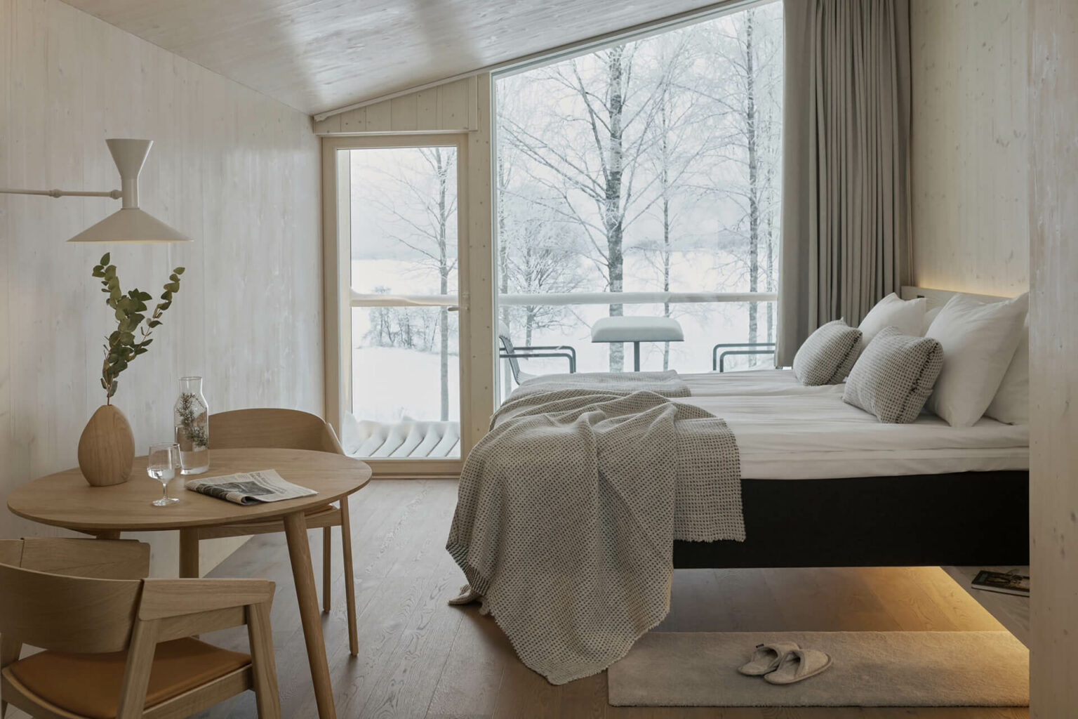 Dormitorio / Riikka Kantinkoski|Uni Resorts