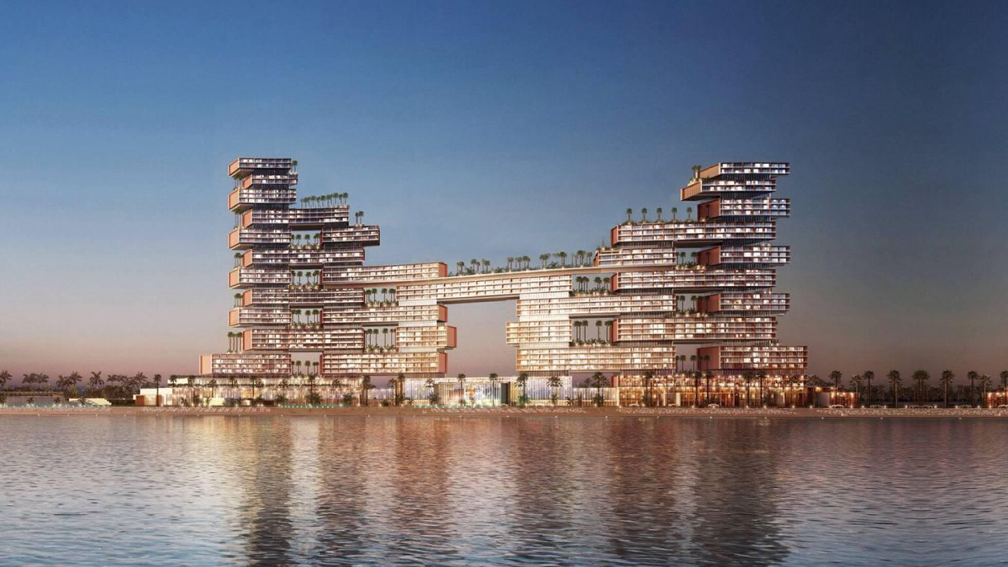 Atlantis The Royal Dubái/Gulf Business