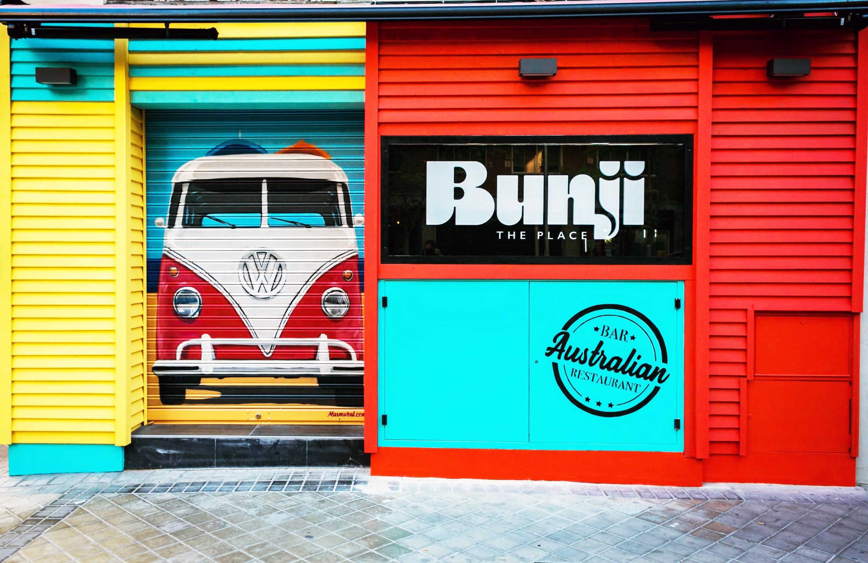 Restaurante Bunji The Place / BUNJI THE PA