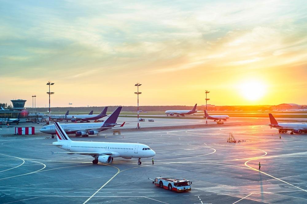 Archivo - Aeropuerto de Aena.