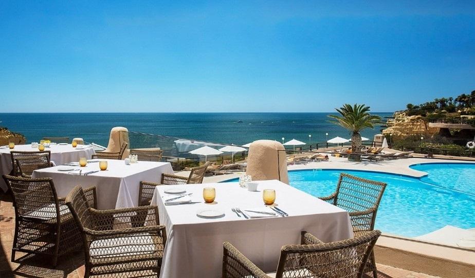 Archivo - El hotel de 5 estrellas Lujo Vilalara Thalassa Resort, situadao en la región portuguesa del Algarve.