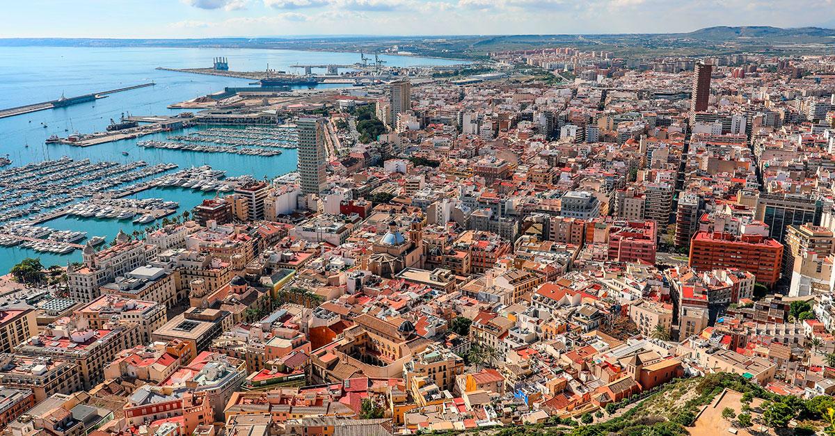 Panorámica de Barcelona / Freepik
