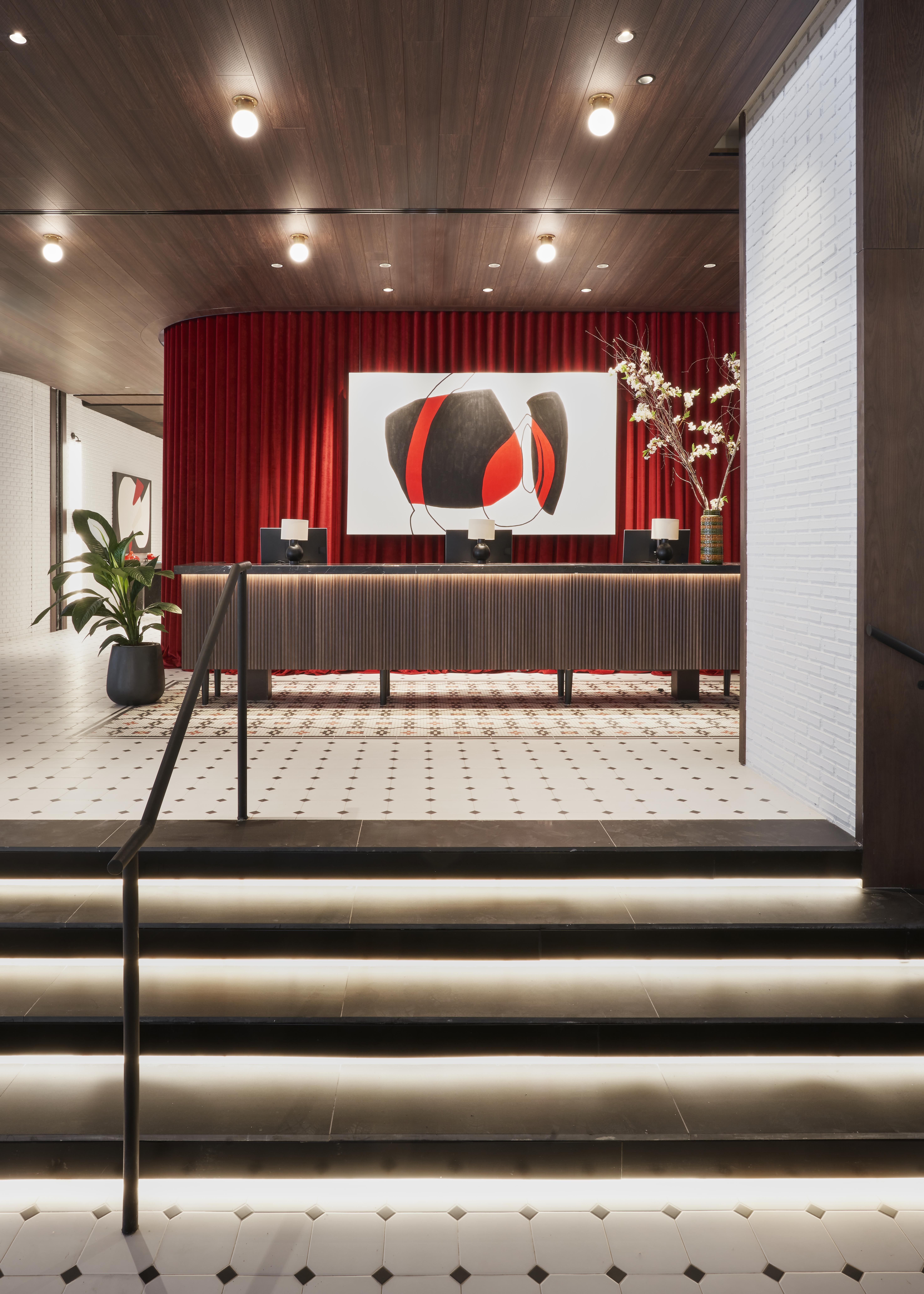 primer hotel Hilton en Madrid