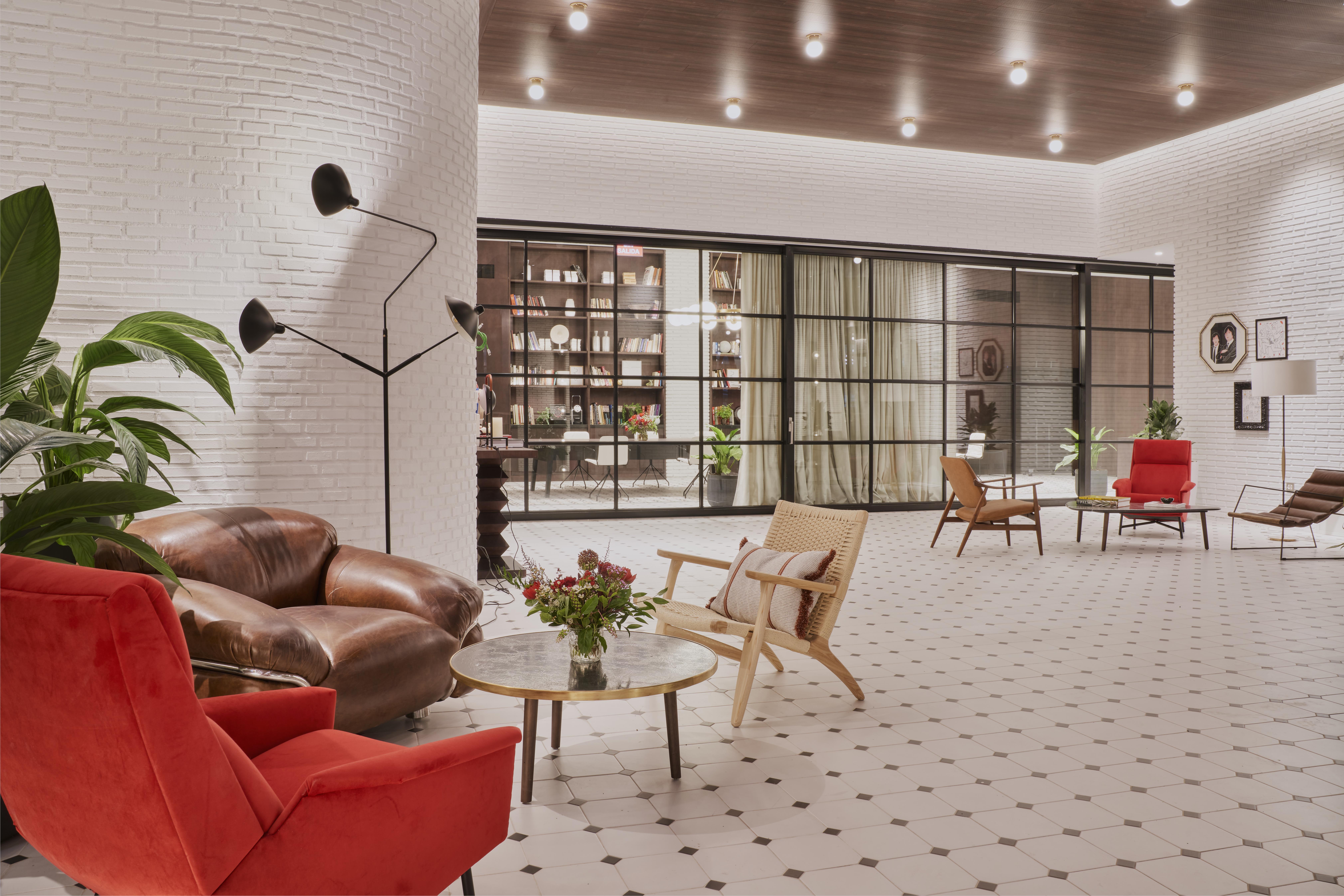 Imagen del hall del hotel / Hilton
