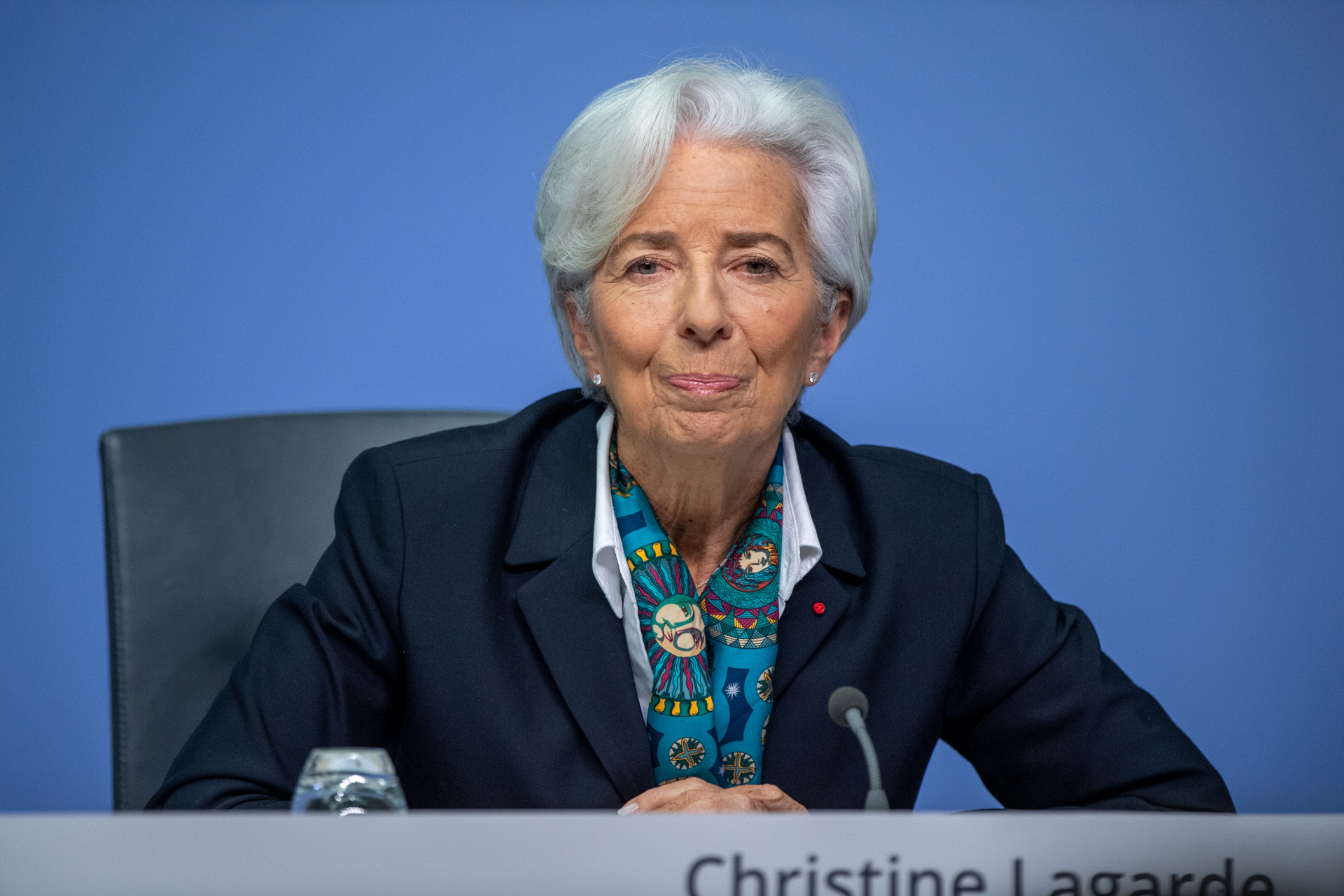 Christine Lagarde, presidenta del BCE / Gtres