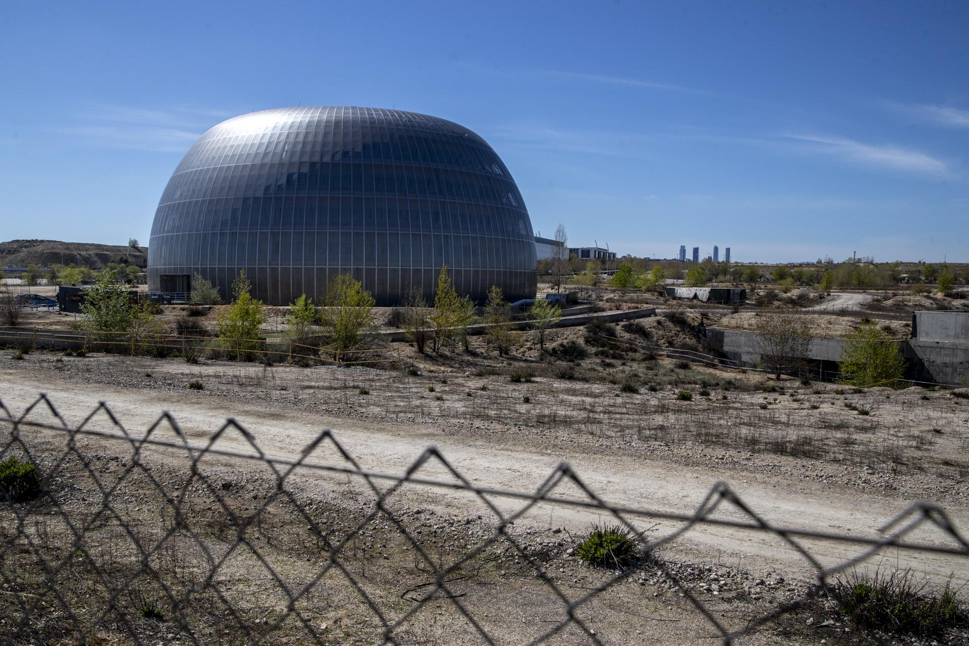 Campus de la Justicia de Madrid / Gtres