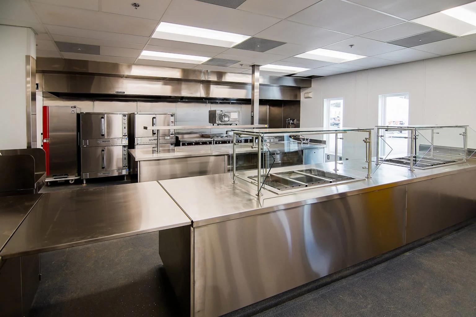 Las instalaciones ocupan casi 6.000 m2