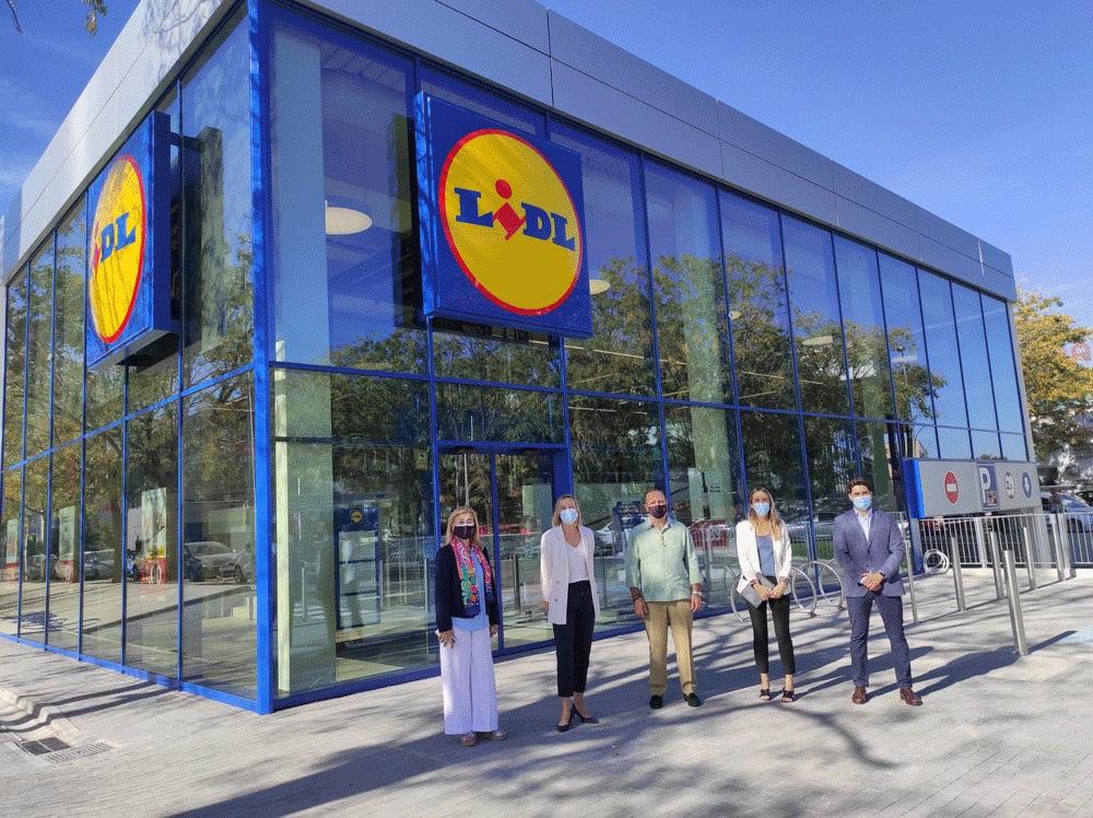 Lidl abre nueva tienda en Sevilla capital / LIDL