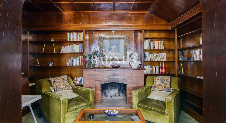 Sala de estar de Casa Vilaró