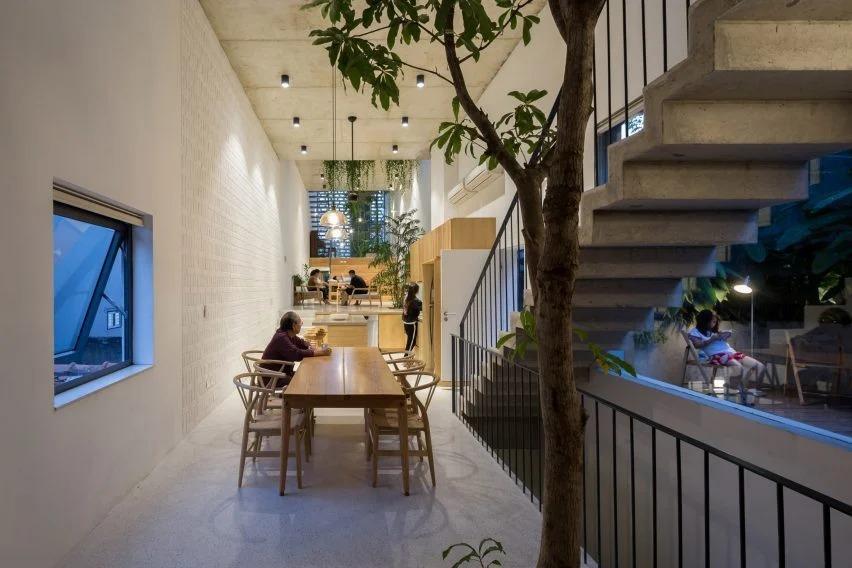 Hoang Le/ODDO Architects