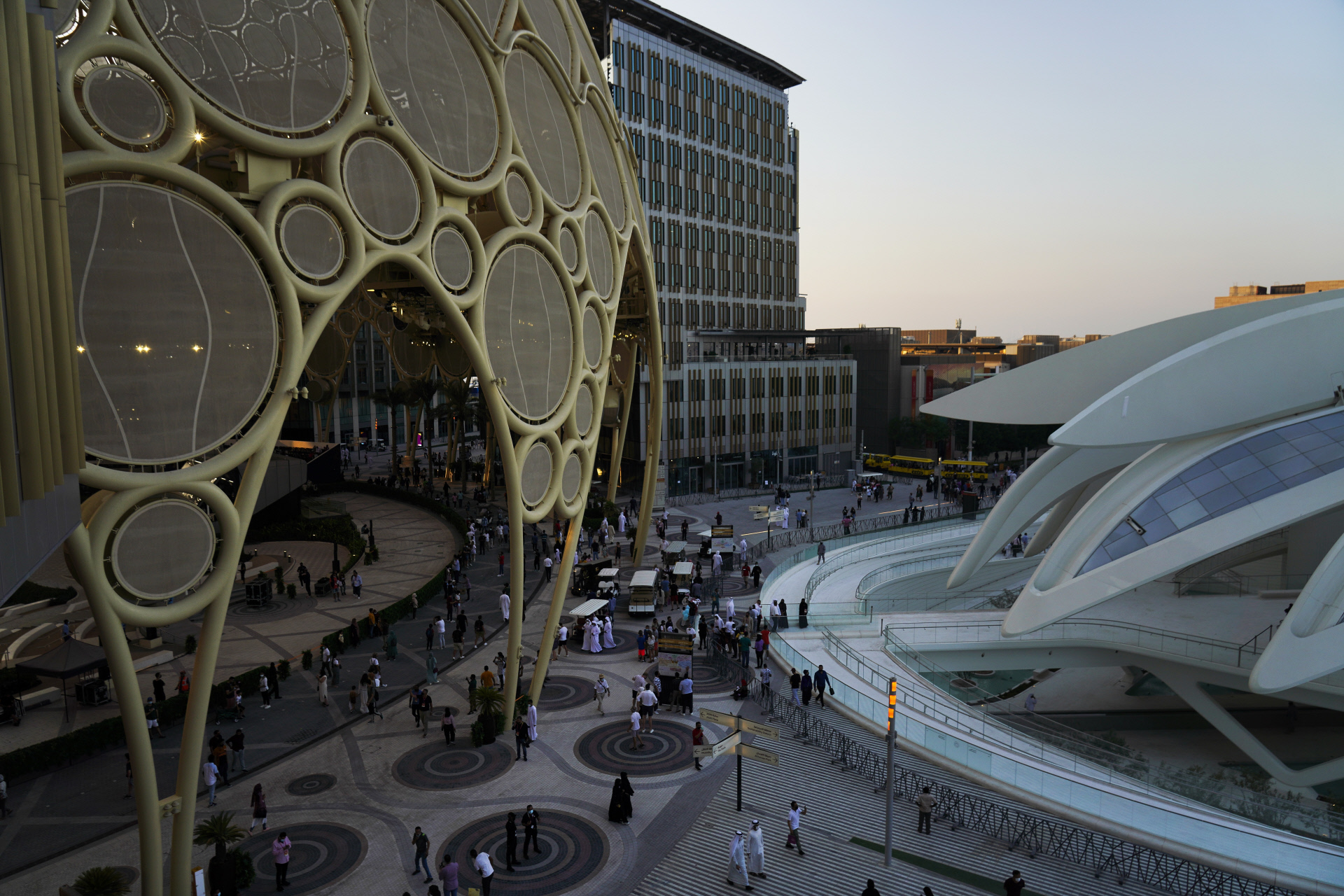 Plaza Al Wasl / Gtres