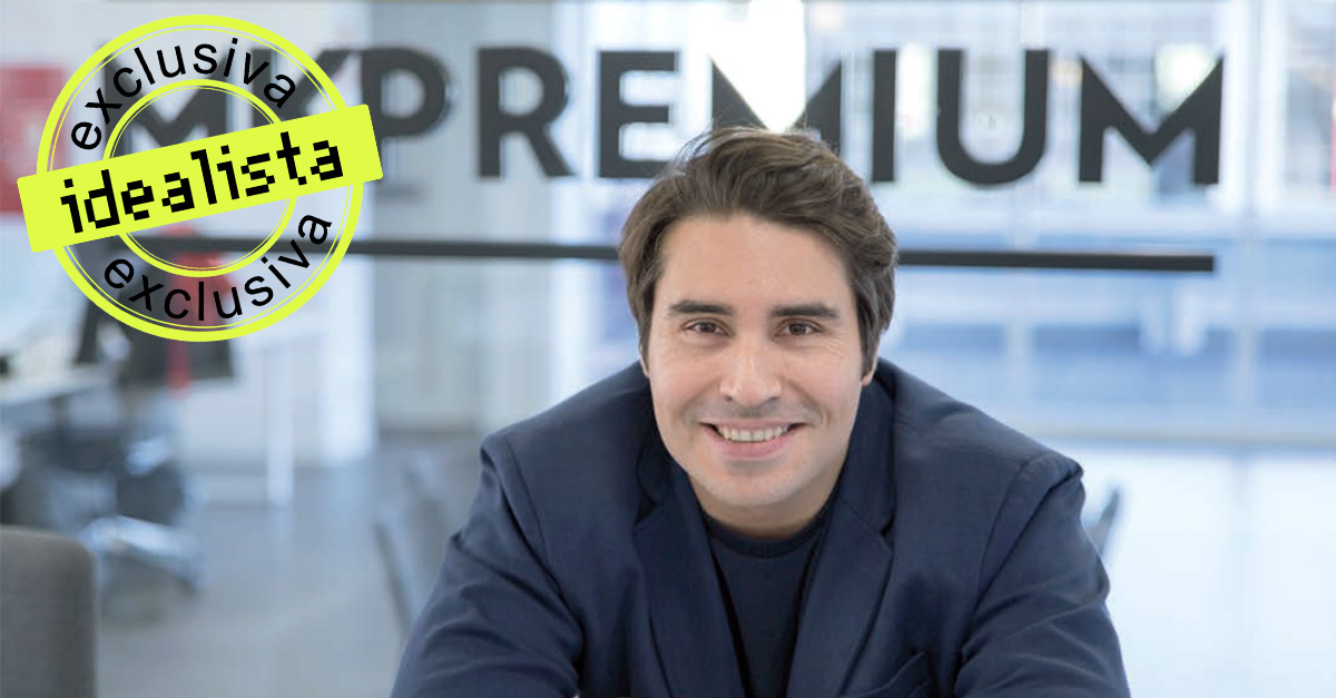 Daniel Leiva, fundador de MK Premium