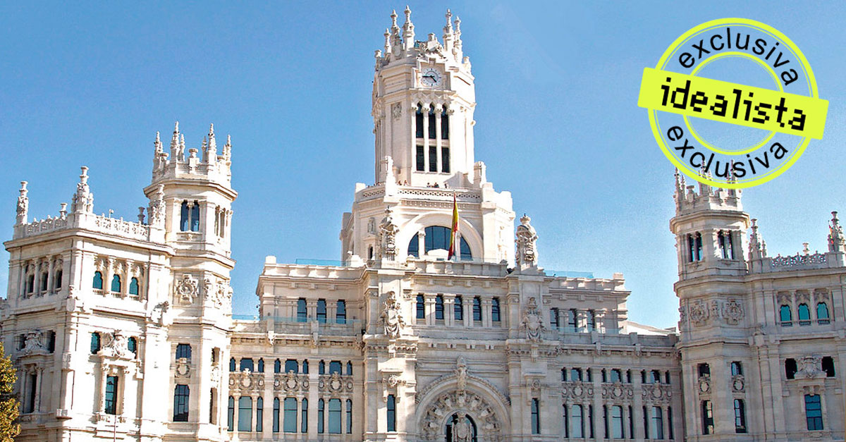 Ayuntamiento de Madrid / Flickr/idealista/news