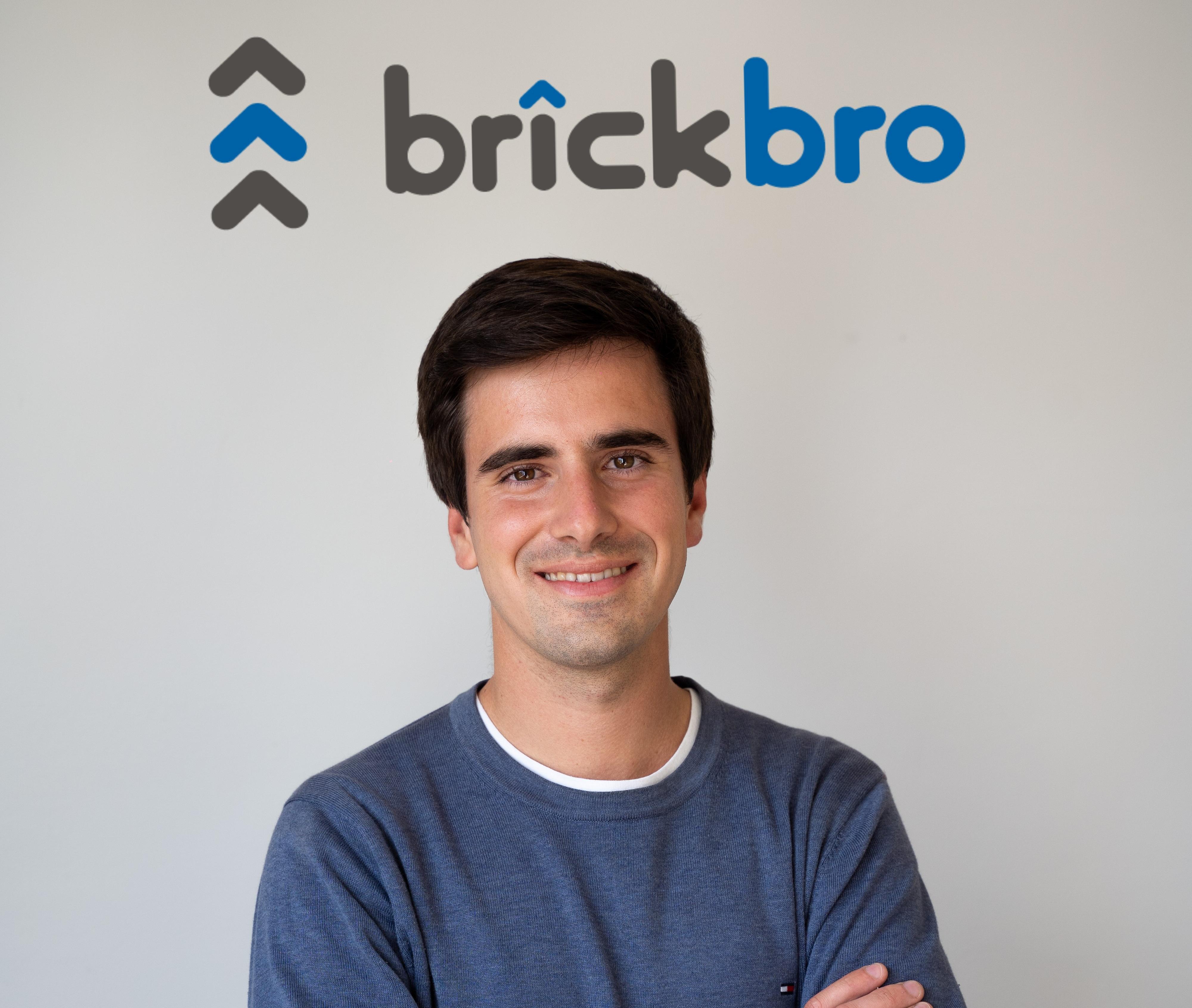 Guillermo Preckler, CEO de Brickbro