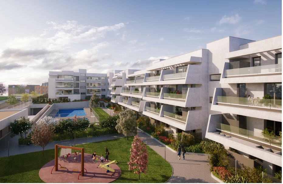Promoción de Habitat en venta en Villalba  / Habitat Inmobiliaria