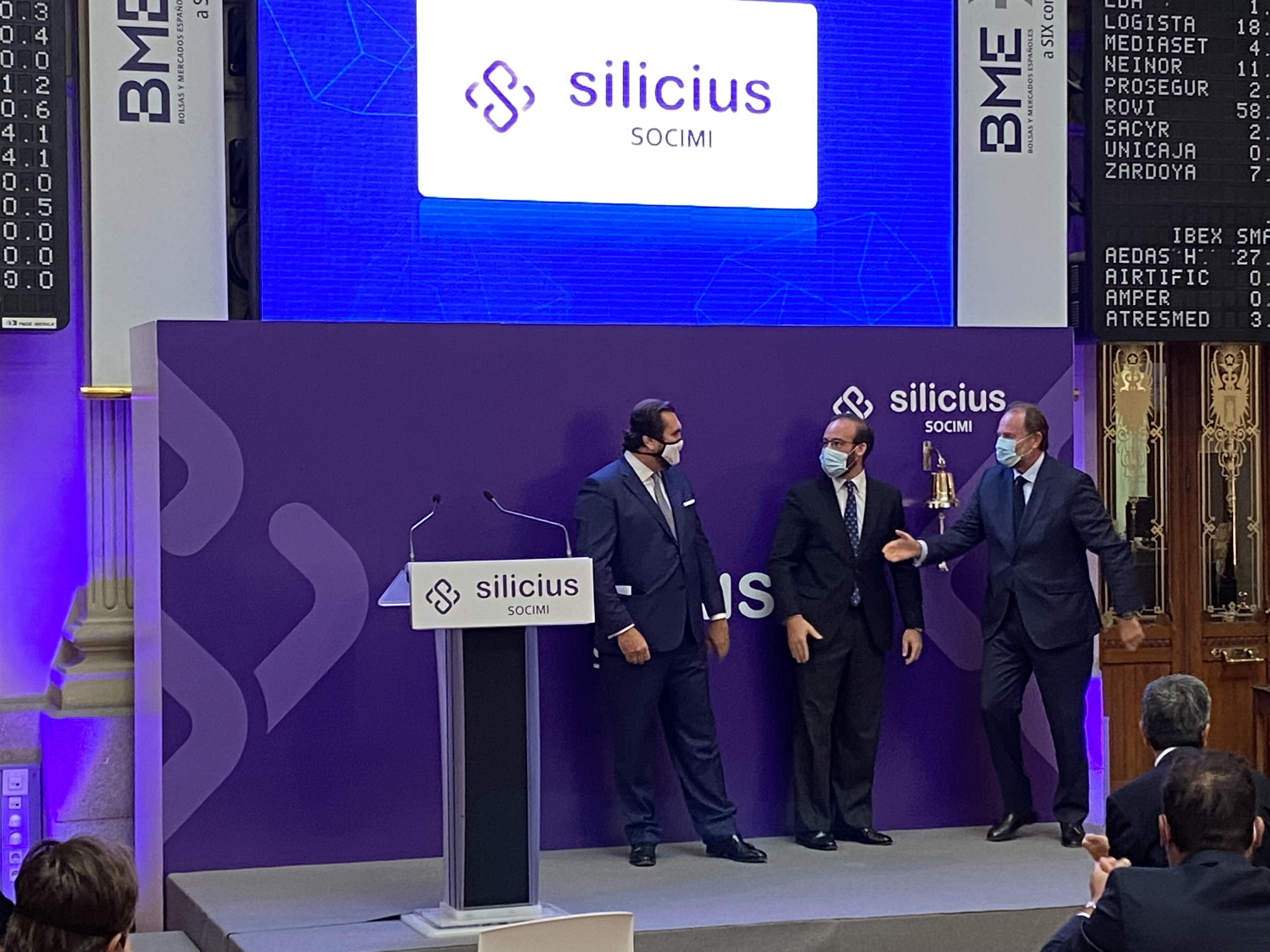 La salida a bolsa de Silicius