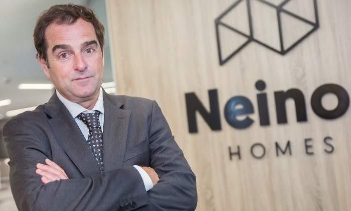 Borja García-Egotxeaga, CEO de Neinor Homes. / Neinor