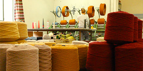 La Alpujarreña, la fábrica de alfombras artesanas,La Zubia, Granada