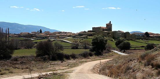 Bonilla de la Sierra,Ávila