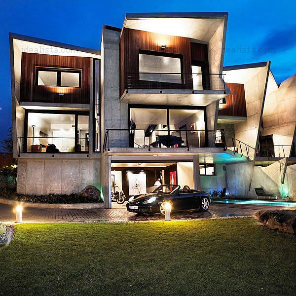 Casa en venta en san sebasti n la casa del d a for Casas modernas idealista