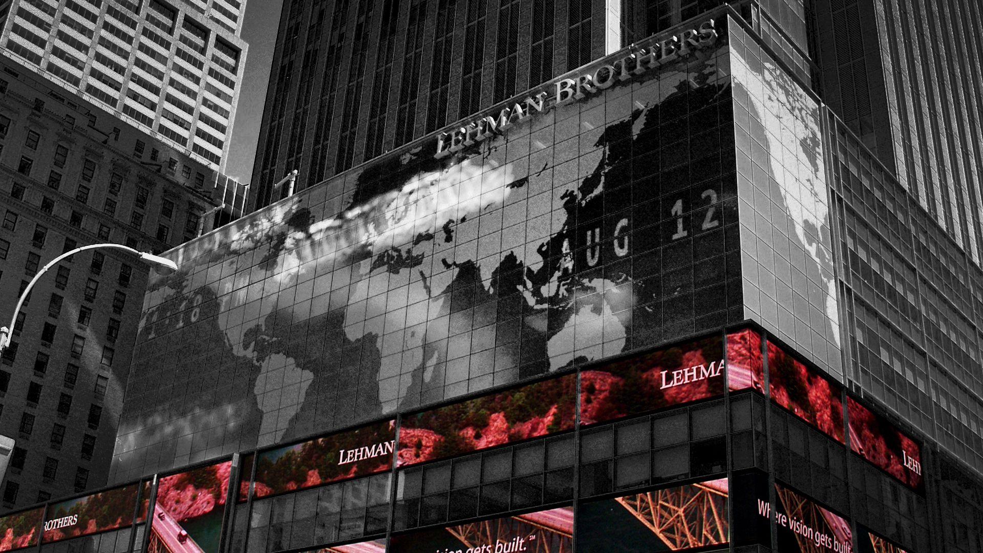 Publicidad Lehman Brothers