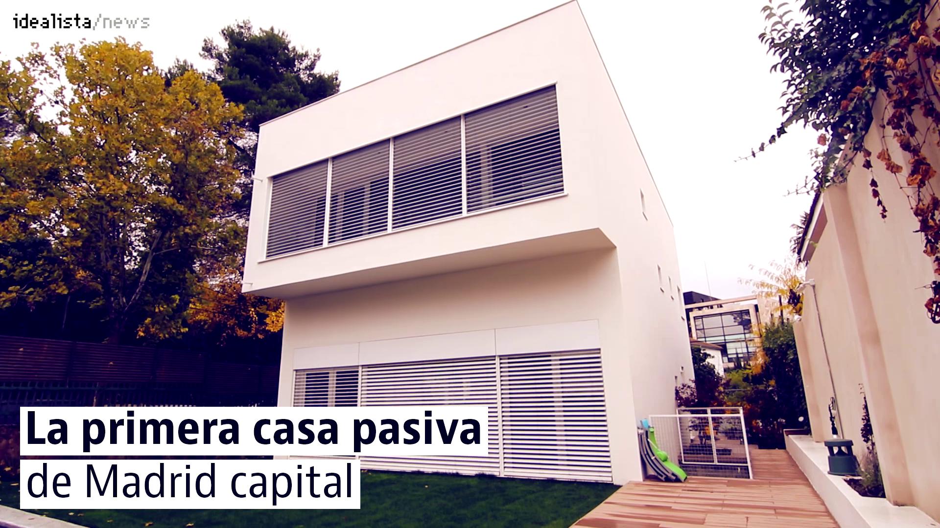 la vida en la primera casa pasiva de madrid capital mitos y verdades de las viviendas sostenibles u