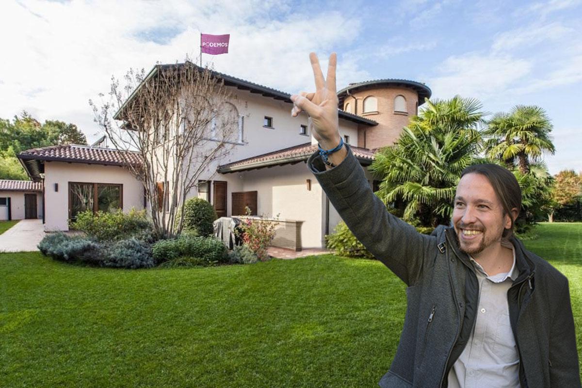 Pablo iglesias cambia su piso de vallecas por una mansi n for La mansion casa hotel telefono