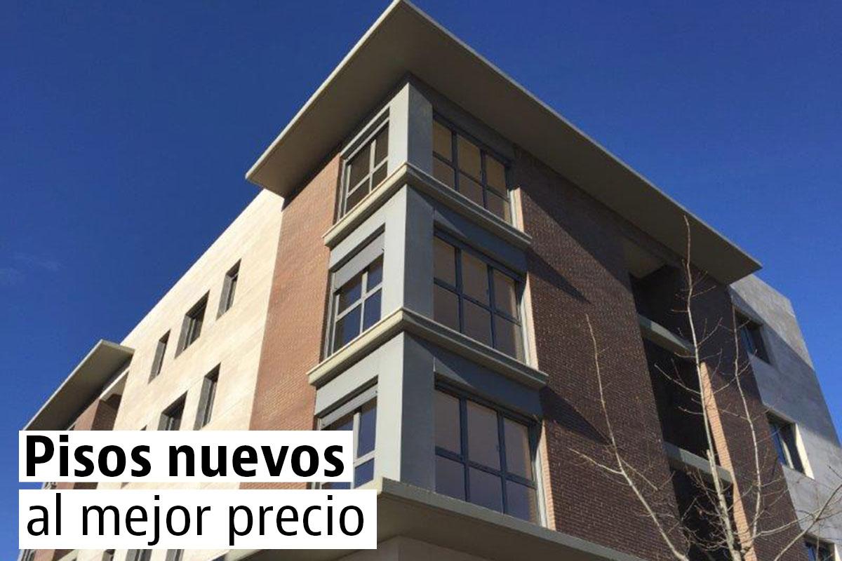 Los mejores pisos nuevos y baratos dentro de las capitales de provincia (tabla)