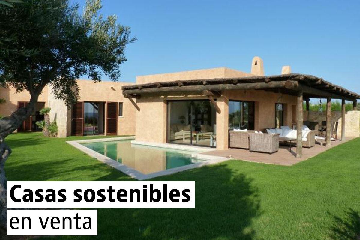 Casas ecol gicas y bioclim ticas en venta idealista news - Casas ecologicas en espana ...