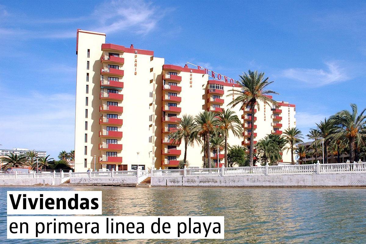 Vivir en la playa apartamentos en venta alquiler vacaciones idealista news - Alquiler de pisos baratos en madrid por particulares ...