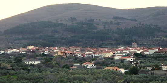 San Martín de Trevejo,Cáceres