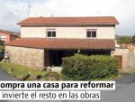 15 casas para reformar y con descuento