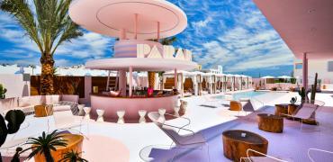 El hotel ibicenco con aires de Miami perfecto para 'instagramers'