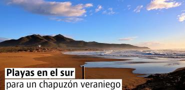 Las mejores playas del sur de España