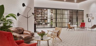 Así es el nuevo hotel boutique de Hilton en Madrid
