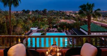 Este palacio de lujo en Marrakech es considerado el mejor hotel del mundo